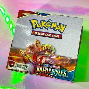 Pokémon BattleStyles Cards